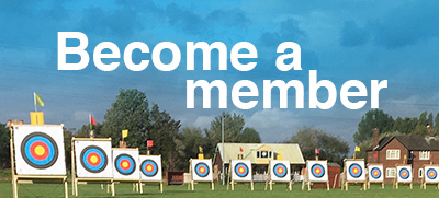 Join Corus Deeside Archery Club Banner